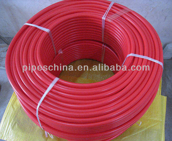 PERT tube/pert pipe fittings/ Floor heating pipes