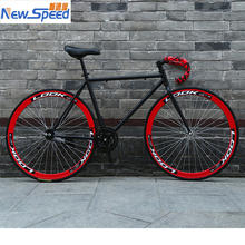 beautiful fixed gear bikes nice model color 700C fixie made in china best sell fixie