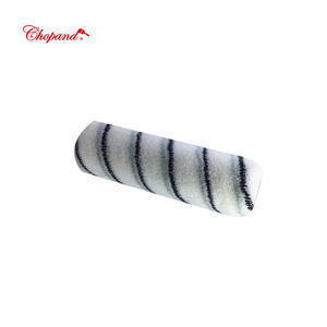 Decoration Tools Paint Roller Color Strip Roller Sleeve Texture Design For Painting