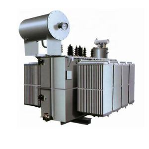 High voltage high frequency electric power transformer