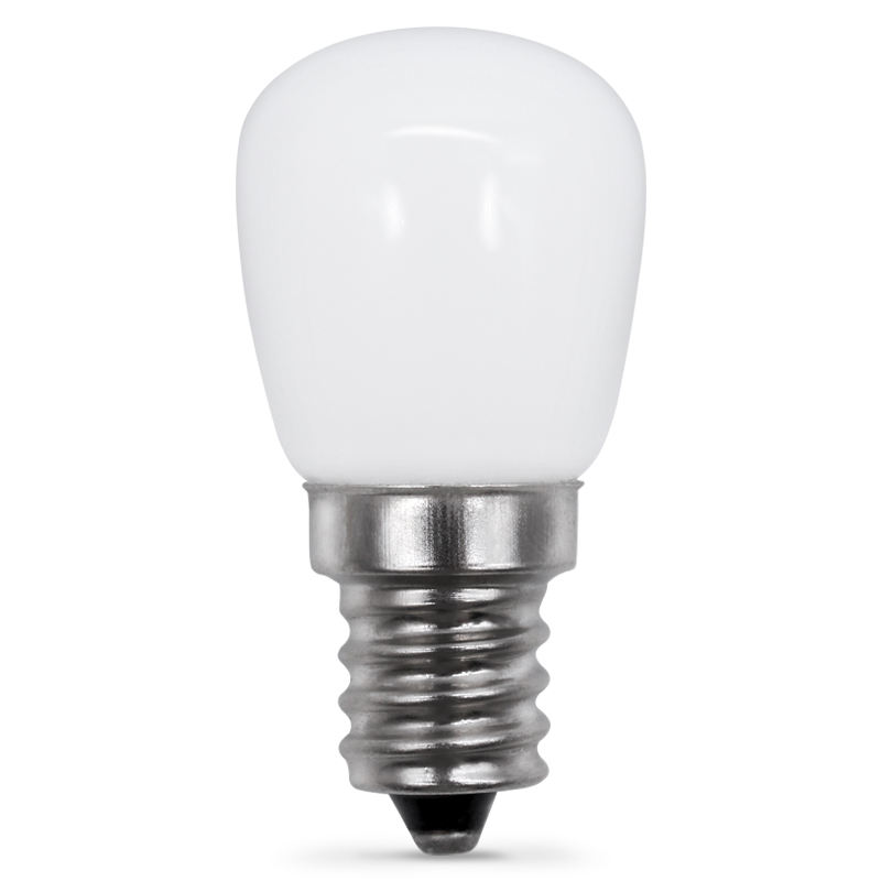 Hot Sale 1.6W E12 LED Bulb 220V Transparent Cover Fridge Light E12 Led