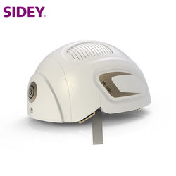 SIDEY Professional 680/850nm Therapy For Hair Regrowth And Cleaning Scalp Massage Home-use Device