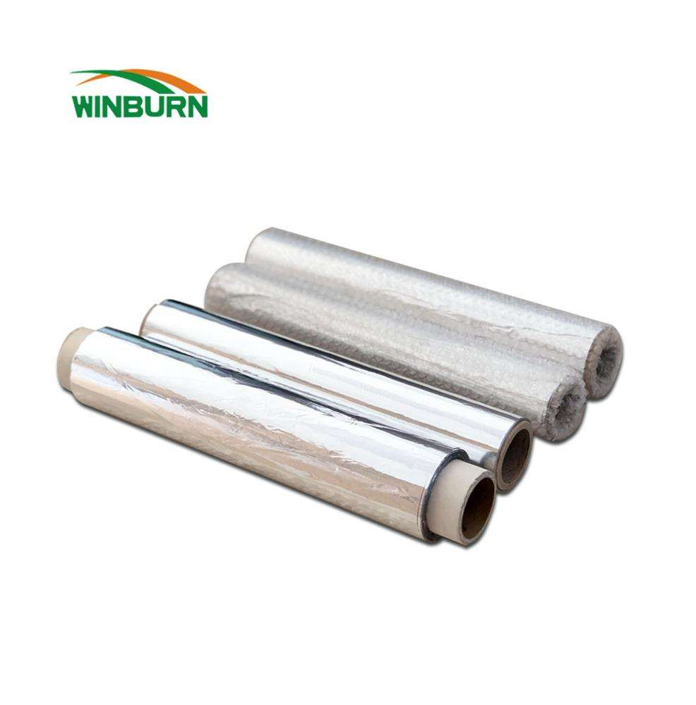 Food Wrapping Paper Aluminium Foil Roll Wholesale