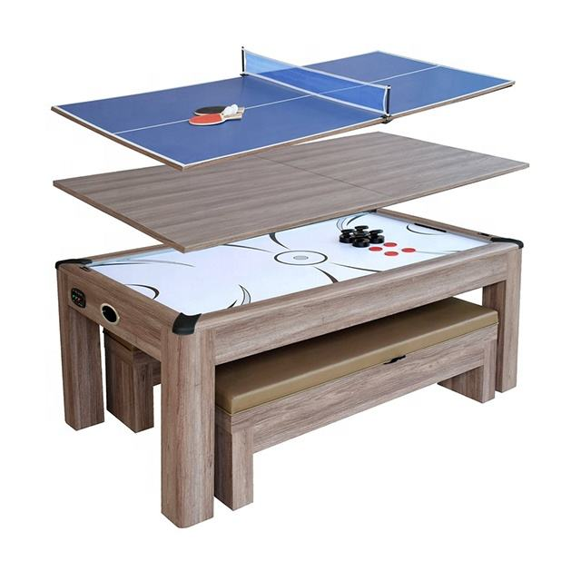 Selling Most Popular Dinner Air Hockey 3 Star Table Tennis Balls Tables Indoor