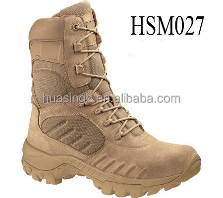 marine corps ground force sandy resistant army desert boots with fast-wicking lining
