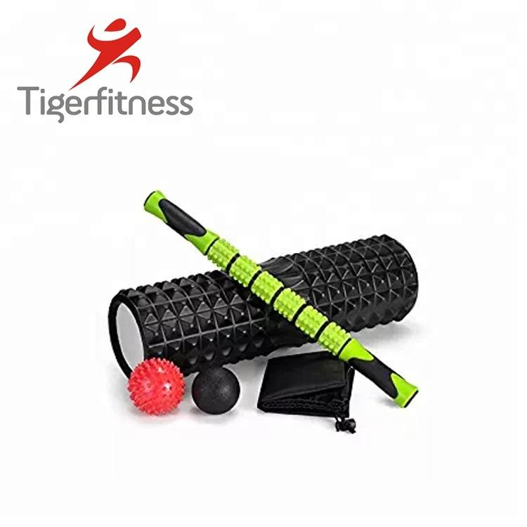Tiger Fitness wholesale foam roller for muscle massage