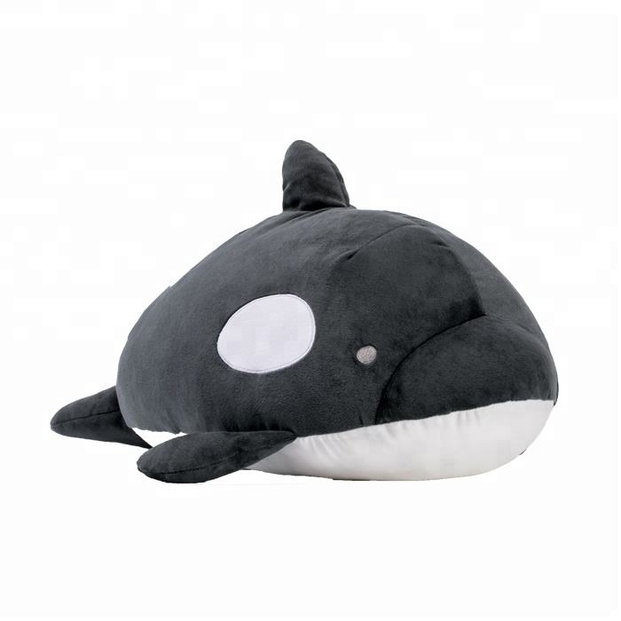 Sea Cartoon Whale Animal Toys Stuffed Whale Shark Soft Plush Toy