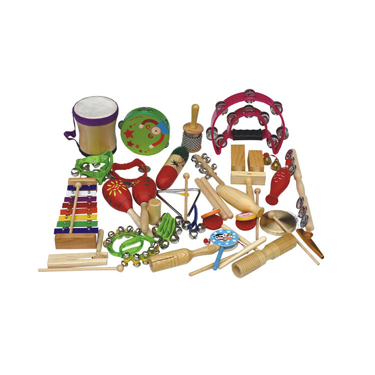 Interesting Children's Puzzle Toys Kindergarten Orff Musical Instruments Promotion