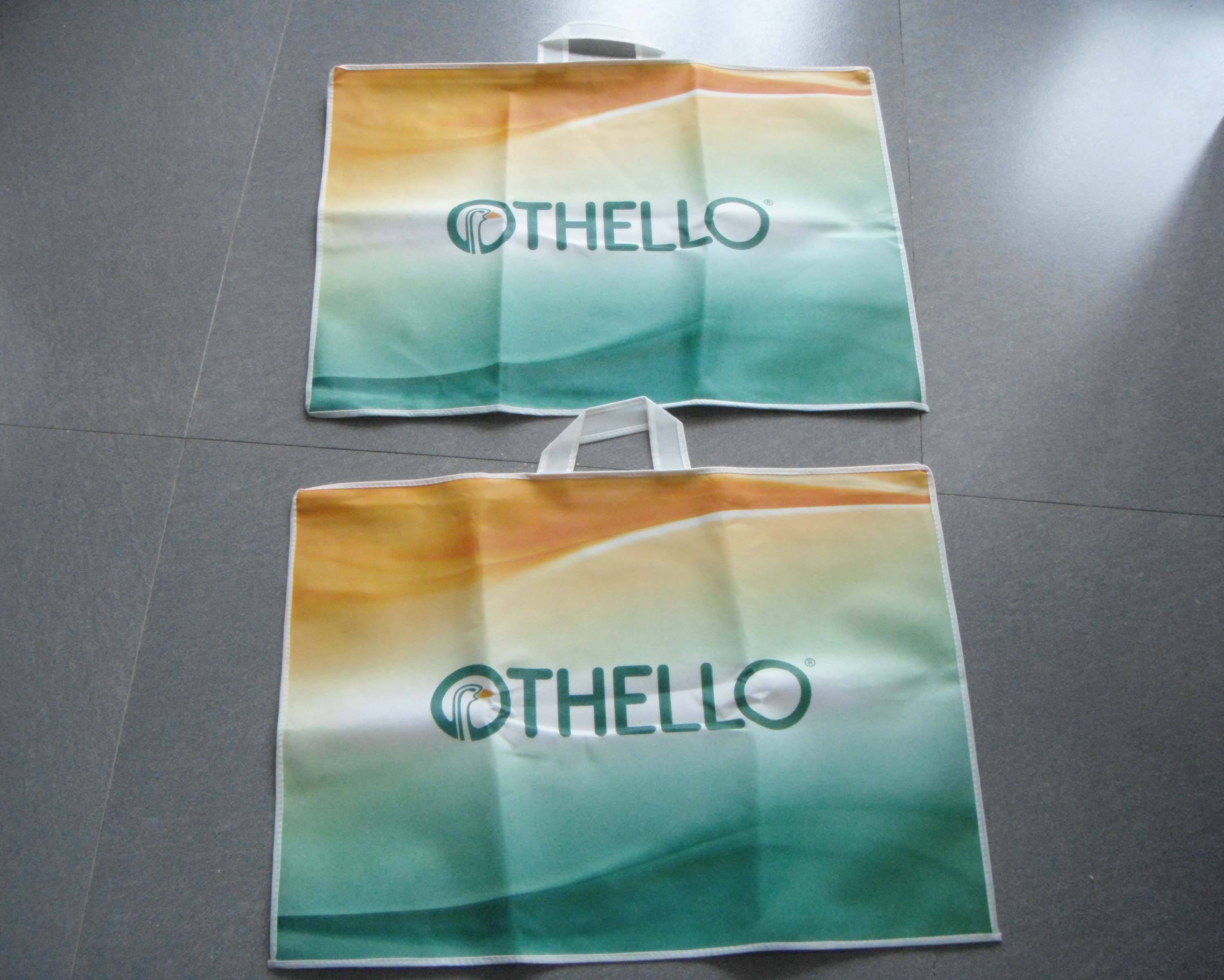 Factory price wholesale nonwoven and plastic pvc packaging pillow bags Original New
