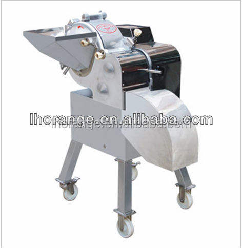 hot sale factory offering vegetable and fruit cutting machine