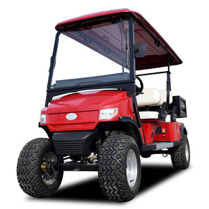 China factory low price CE certification lifted electric golf cart