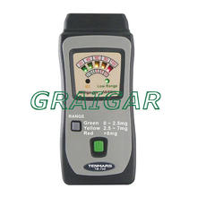 Mini Pocket TM-760 ELF Electro-Magnetic Field Radiation EMF Gauss Meter Tester Detector 10/100mG