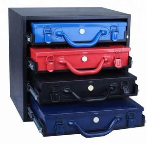 China Manufacturer Wholesale High Quality Metal Tool Box
