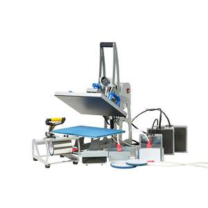 Most popular multifunction 9 in 1 digital 반자동 열 transfer machine