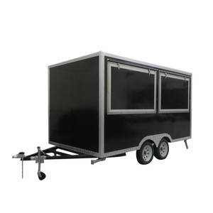 Mobile Stainless Hospital Shawarma Food Cart/Carts For Sale