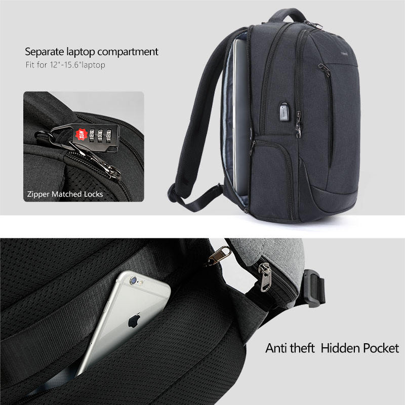 Tigernu New fashion backpack fot student laptop backpack for university students outdoor backpack