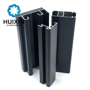 New series powder coating window aluminium extrusion