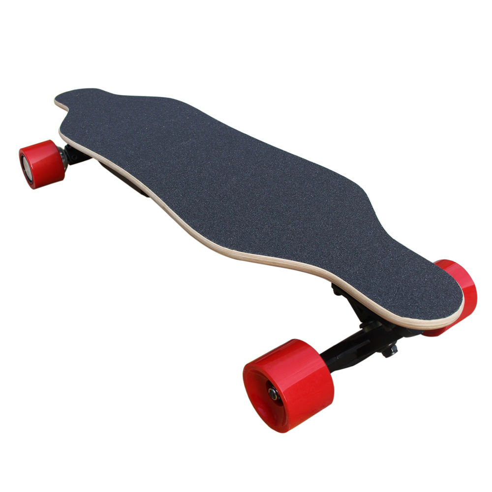Wholesale Longboard 4wheel Quick Charge Fastest Electric SkateBoard for adult