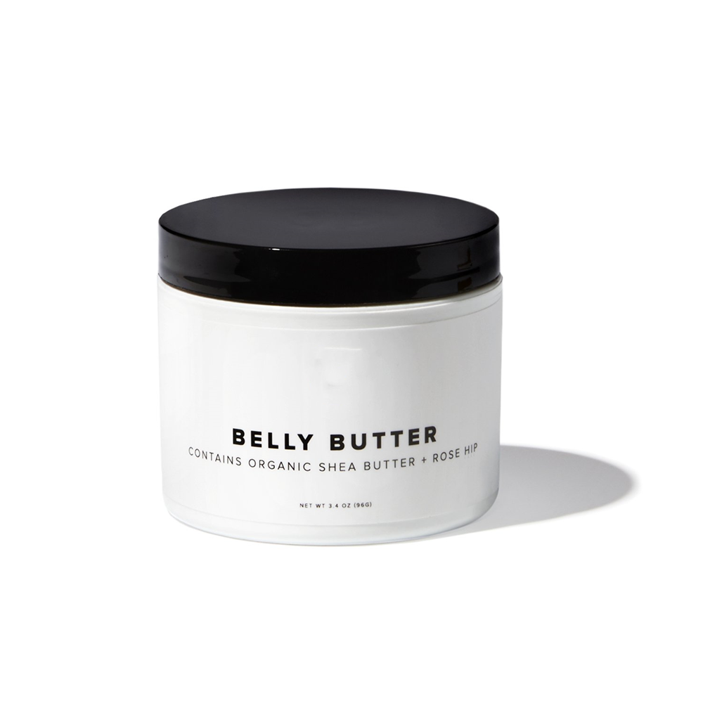 Vitamin E whipped organic shea butter body butter