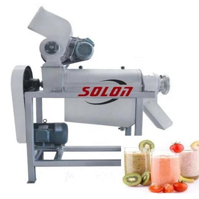 hot selling in European industrial cold press juicerr/vegetable juicer machine/slow juicer from SOLON China