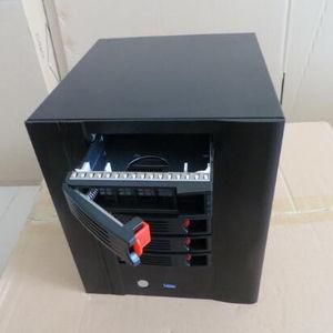 NAS الهيكل 6 لوحة القرص الصلب قوس تخزين البيانات USB3.0 المنزل احتياطية البيانات بيانات البريد تخزين وحدة معالجة خارجية للحاسوب