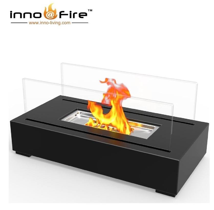 Inno living fire TT-28 table bioethanol fireplace