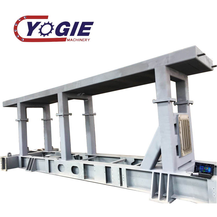Carbon Steel [ Heavy Steel Structure Fabrication ] Welding Structure Fabrication Custom Services Large Heavy Duty Metal Sheet Steel Structure Welding Frame Fabrication