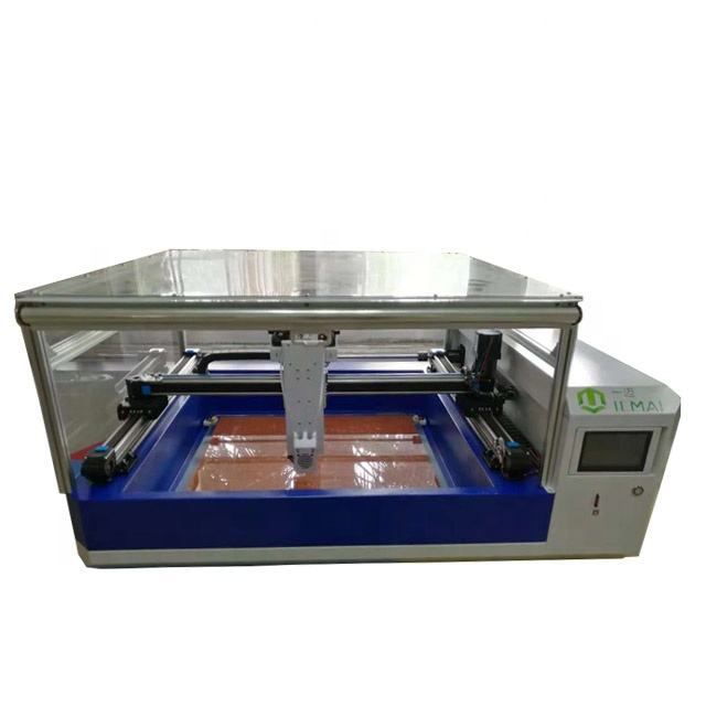 600*600*100 mm Advertising letter 3d printer for signage hot selling advertising word 3 d printer