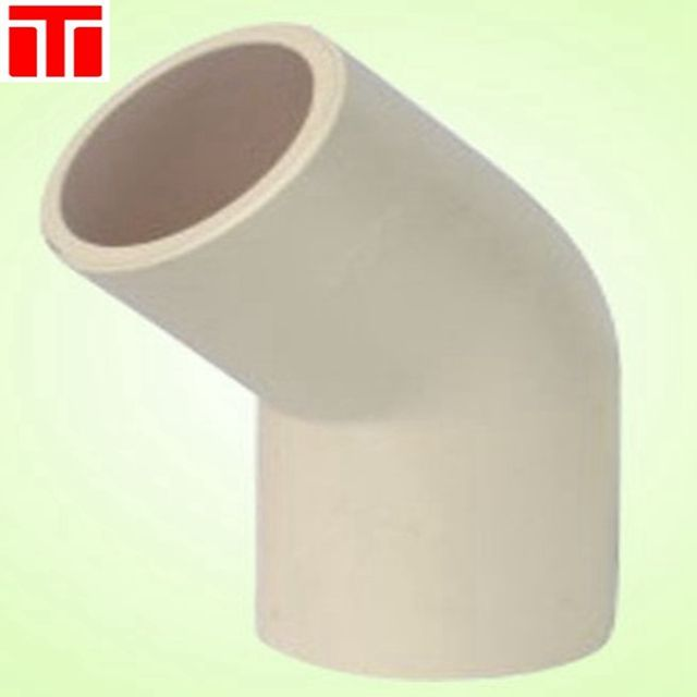 astm d-2846 3/4 inch cpvc 45 degree elbow