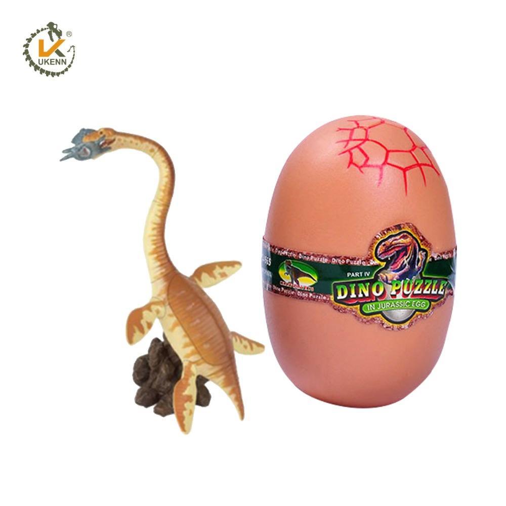 Ungiftig Umweltfreundliche Kunststoff Tier Mini Dinosaurier