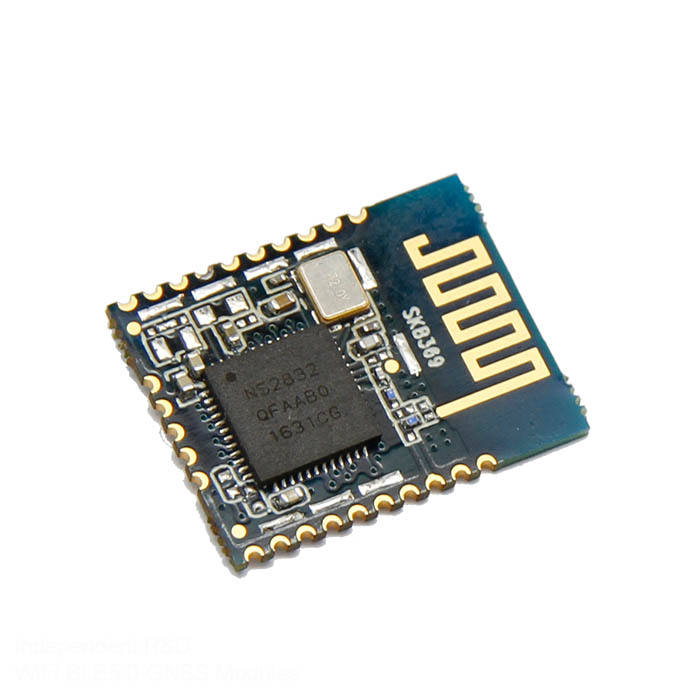SKYLAB NRF52832 chipset multiprotocol Bluetooth 4.2/ANT bluetooth beacon module