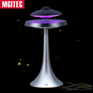 2020 home theater speaker system led magnetic levitating speaker wireless bluetooth levitation speaker for phone