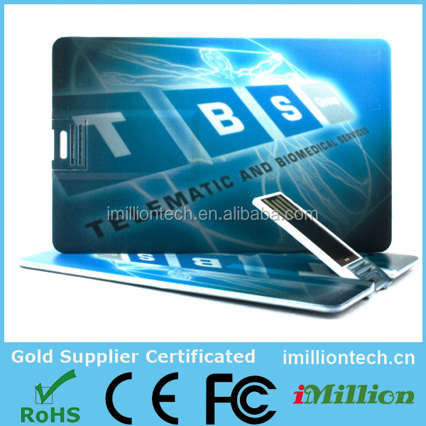 Oem Slim Card Usb pen drive 2 gb 4 gb 8 gb