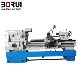 Best Quality Competitive Price Small Conventional Man Horizontal Manual Lathe Machine