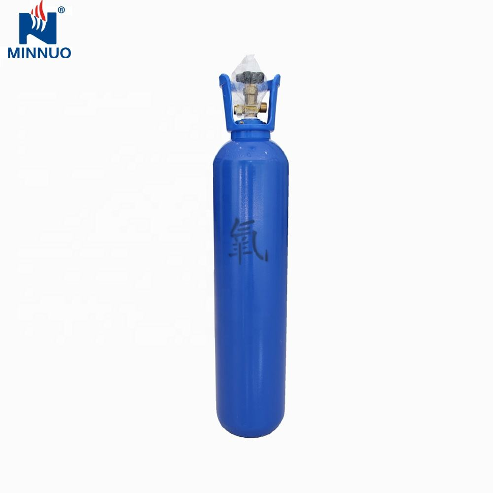 Mini 14L CO2 산소 gas cylinder