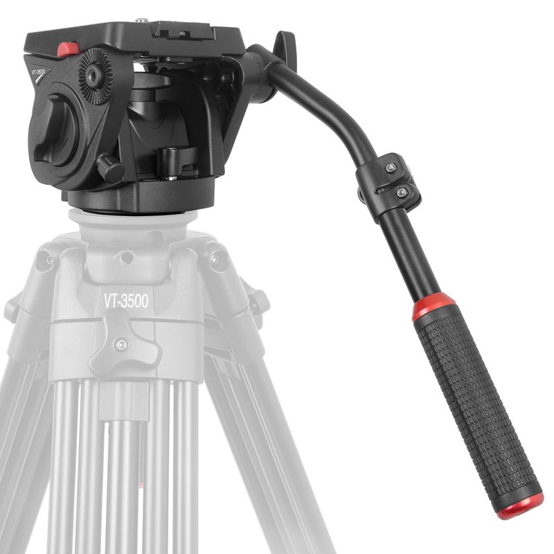 Kingjoy VT-3530 360 7일-10일 DSLR 액 Video Camera Head 대 한 Studio Photography