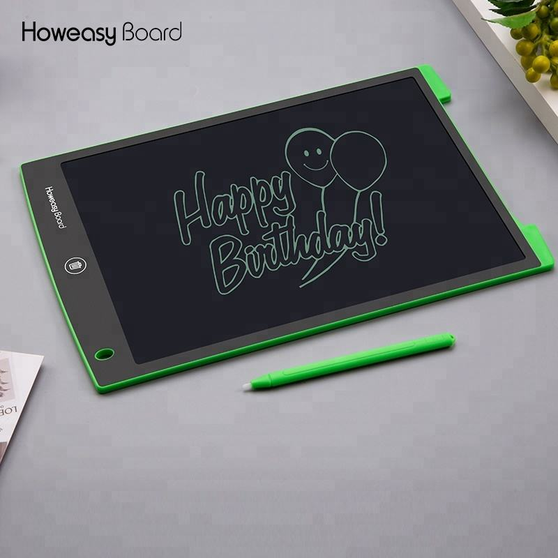 howeasy good quality message board memo pad factorylcd writing board kids sketch pad to do list drawing board for kids