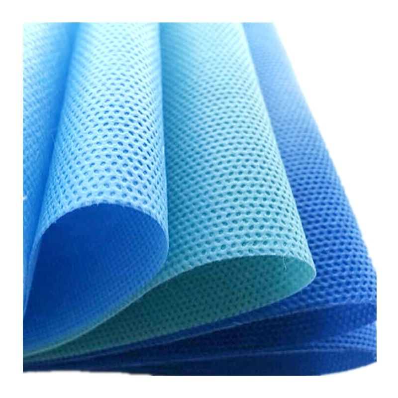 100%virgin polypropylene PP spunbond nonwoven fabric roll tnt non woven fabric