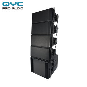 QYC New product professional 12 inch array line speaker set + club ktv pro sound system speakers