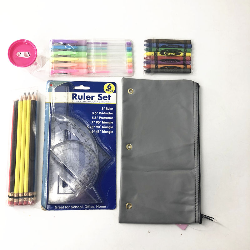 School Stationery Items List Top Quality Stationery Gift Set Custom Office Gift Stationary Set