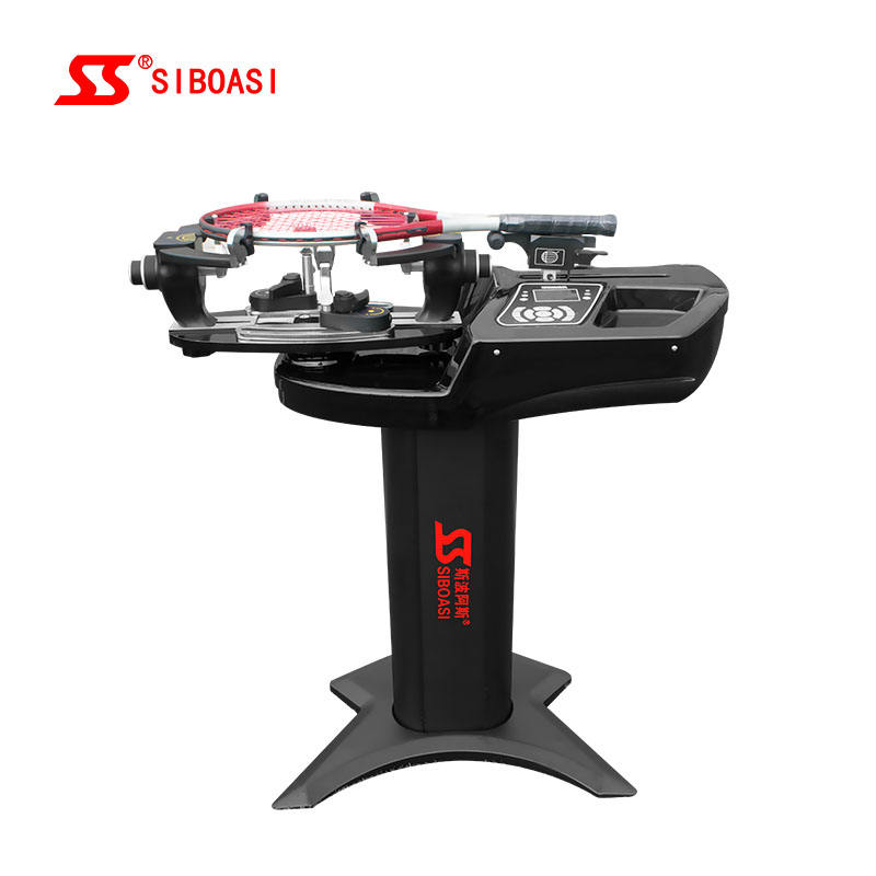 SIBOASI high quality computer stringing machine badminton tennis S3169