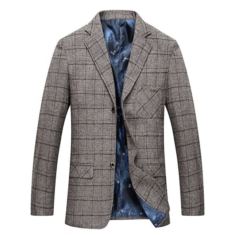 New Style Business Leisure Men's Blazer Suit in Spring 2019