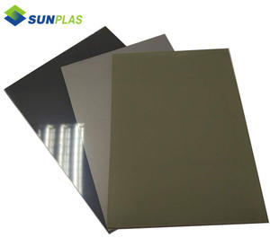Super High-glossy surface HIPS sheet for refrigerator cabinet /door linner thermoforming
