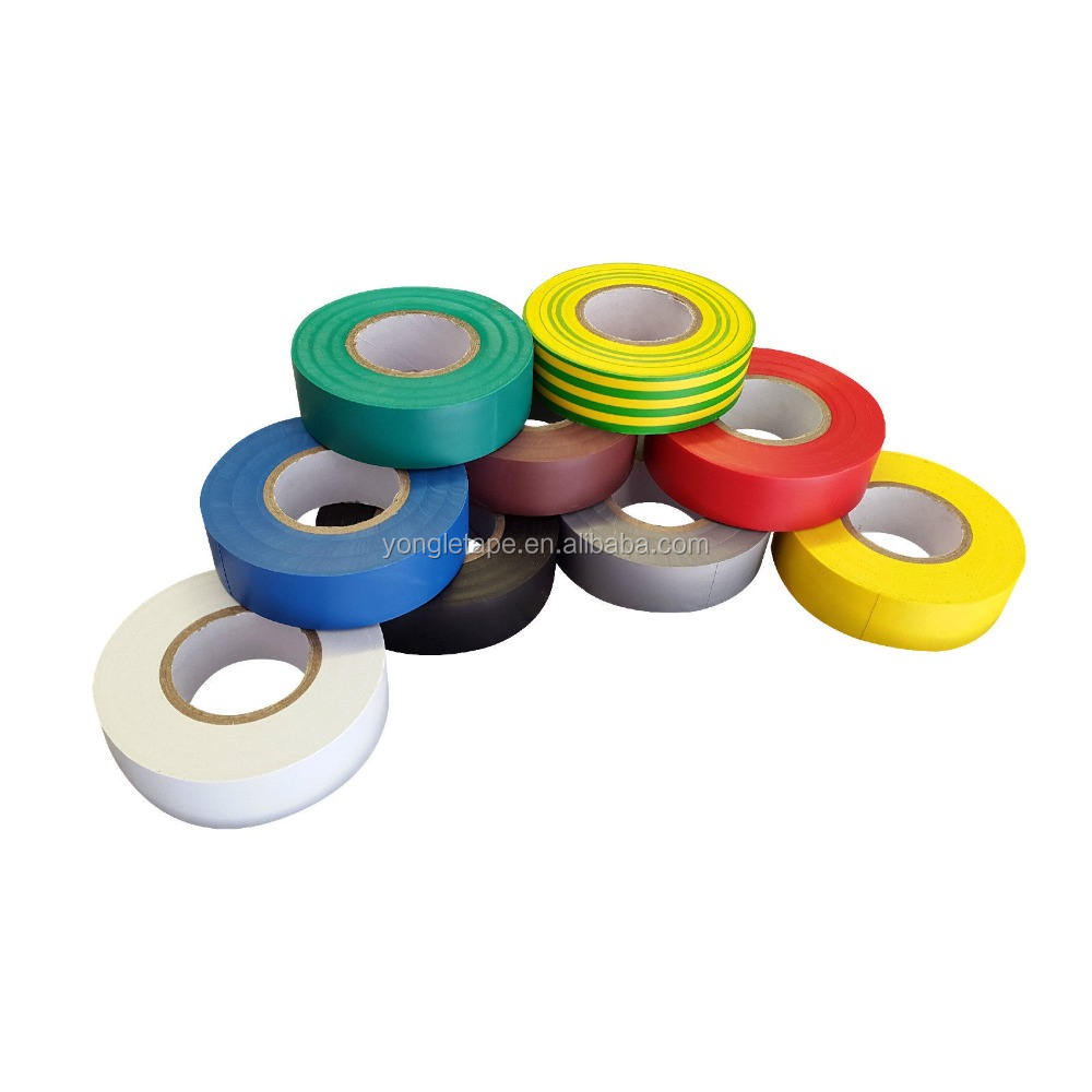 Electrical PVC Insulation Tape / Insulating Tape 19mm