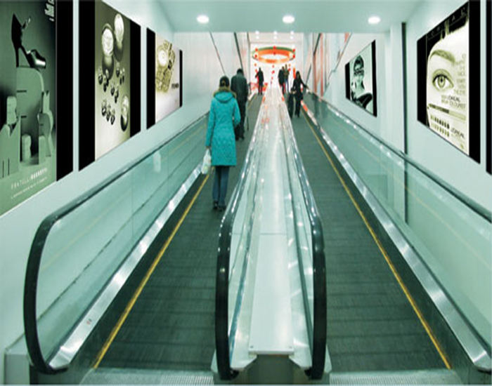 China high speed moving walk escalator and moving walks price