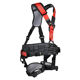 Direct manufacturer of high strength full body harness security harness safety harness
