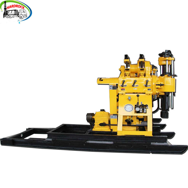core drilling machine rig for soil investigation and mineral exploration