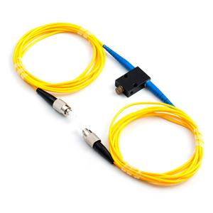 Ftth FC UPC SM Variable Optic Abschwächer Faser Patchkabel VOA Optische Patchkabel Faser Jumper