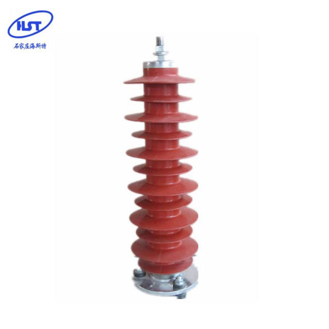 Supplies Electrical equipment 21kv 5ka gapless different installation types of lightning arresters range .