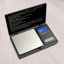 Oem Mini Weighing Pocket Gram Scale 100G 200G 500G 0.01G Jewelry Scale Digit